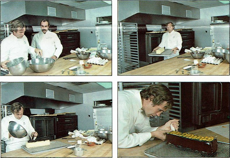 Tony in Chef's Garden Bakery