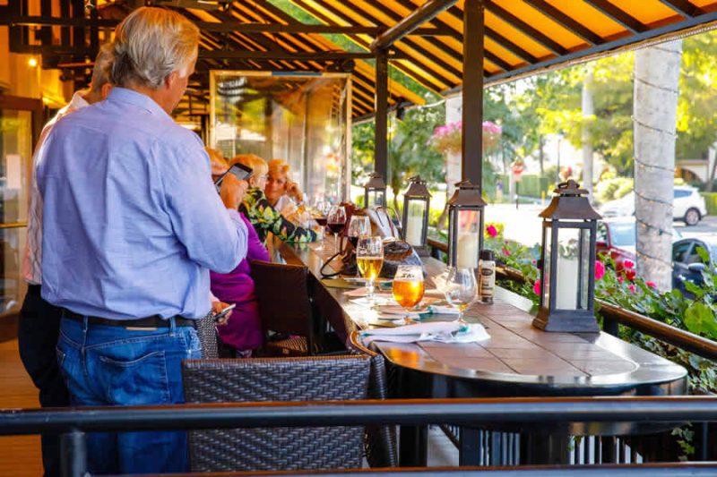 Ridgway Front Patio Bar