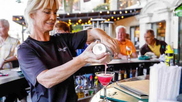 Pink Martini at Ridgway Courtyard Bar