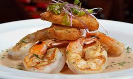 Dinner Pan Roasted Shrimp