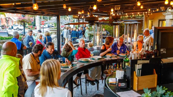 Courtyard Bar at Ridgway